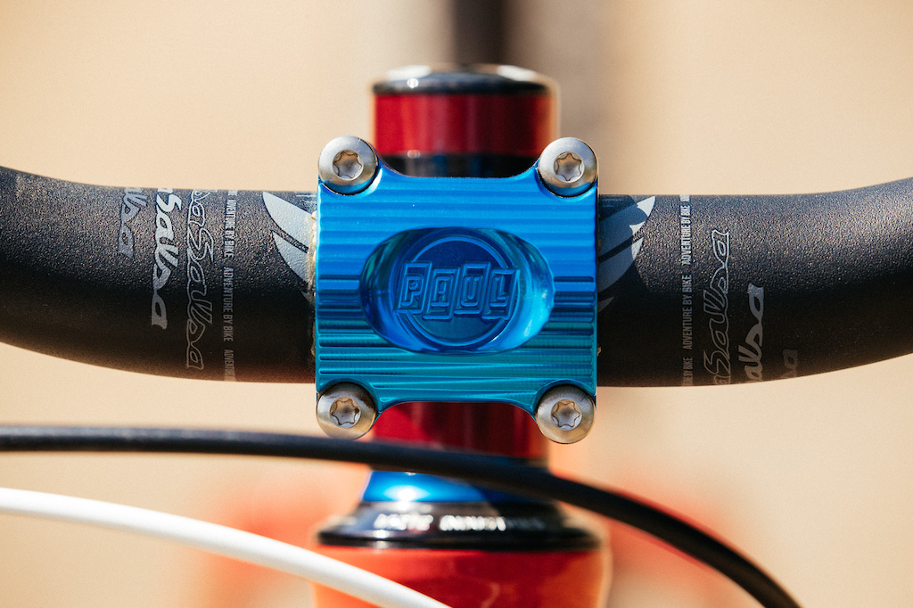 Paul Components Releases Limited Run of Blue Anodized Components 3
