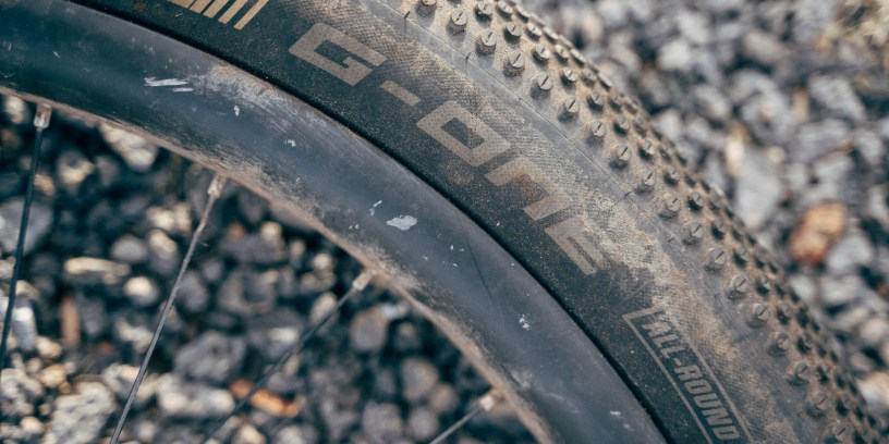 For Gravel Grinding 40mm is the new 35mm