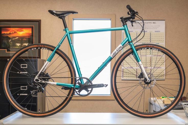 All-City Announces the Super Professional City Bike 4
