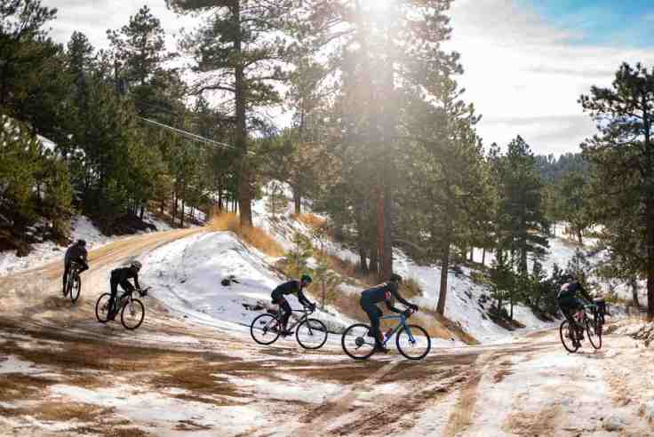 The World's Best Gravel Racers are Launching Their 2020 Seasons at Old Man Winter Rally: Lyons, Colorado 4