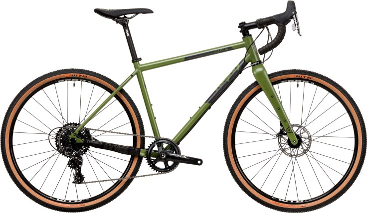 Ragley Adds a Gravel Bike to Its Lineup, the Trig 4