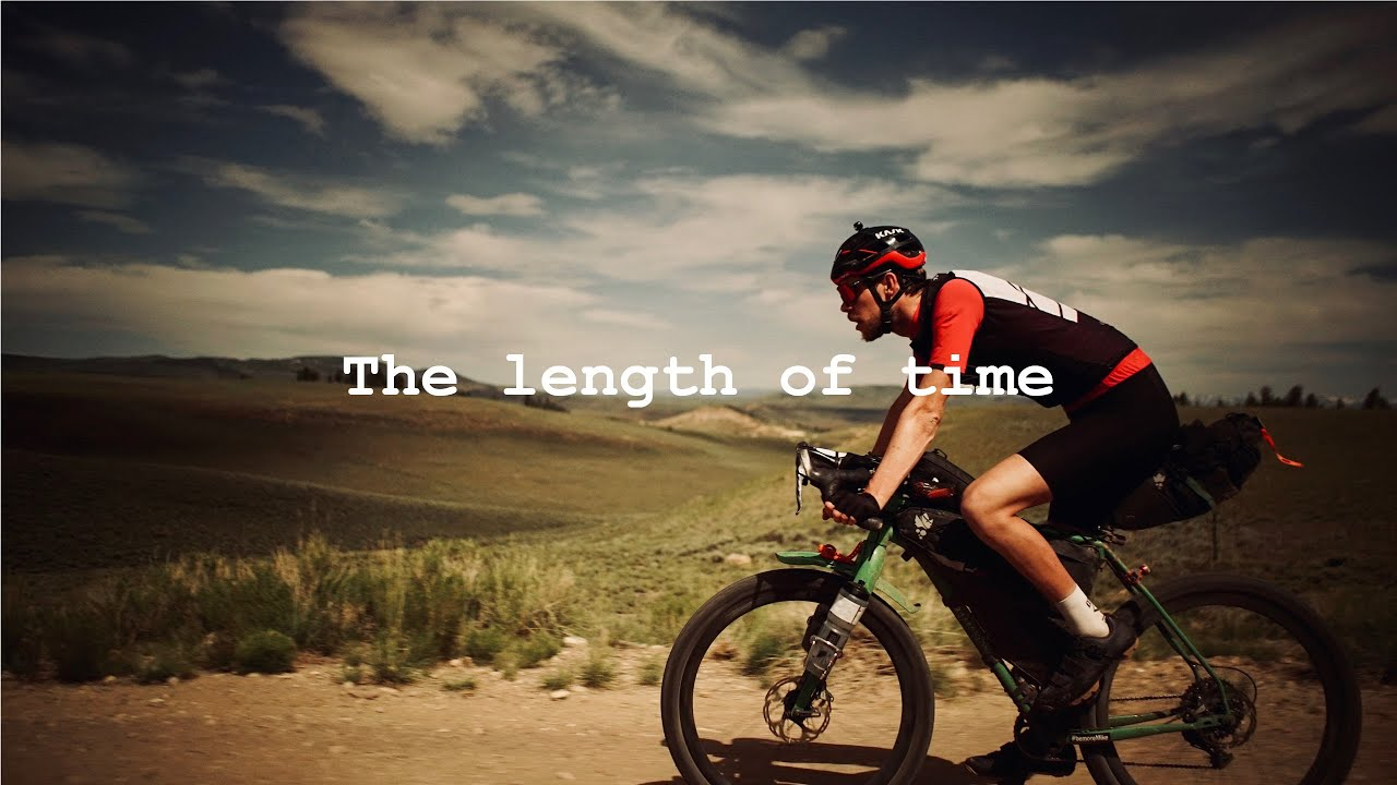 The Length Of Time. Inside The Tour Divide 12