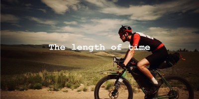 The Length Of Time. Inside The Tour Divide 7