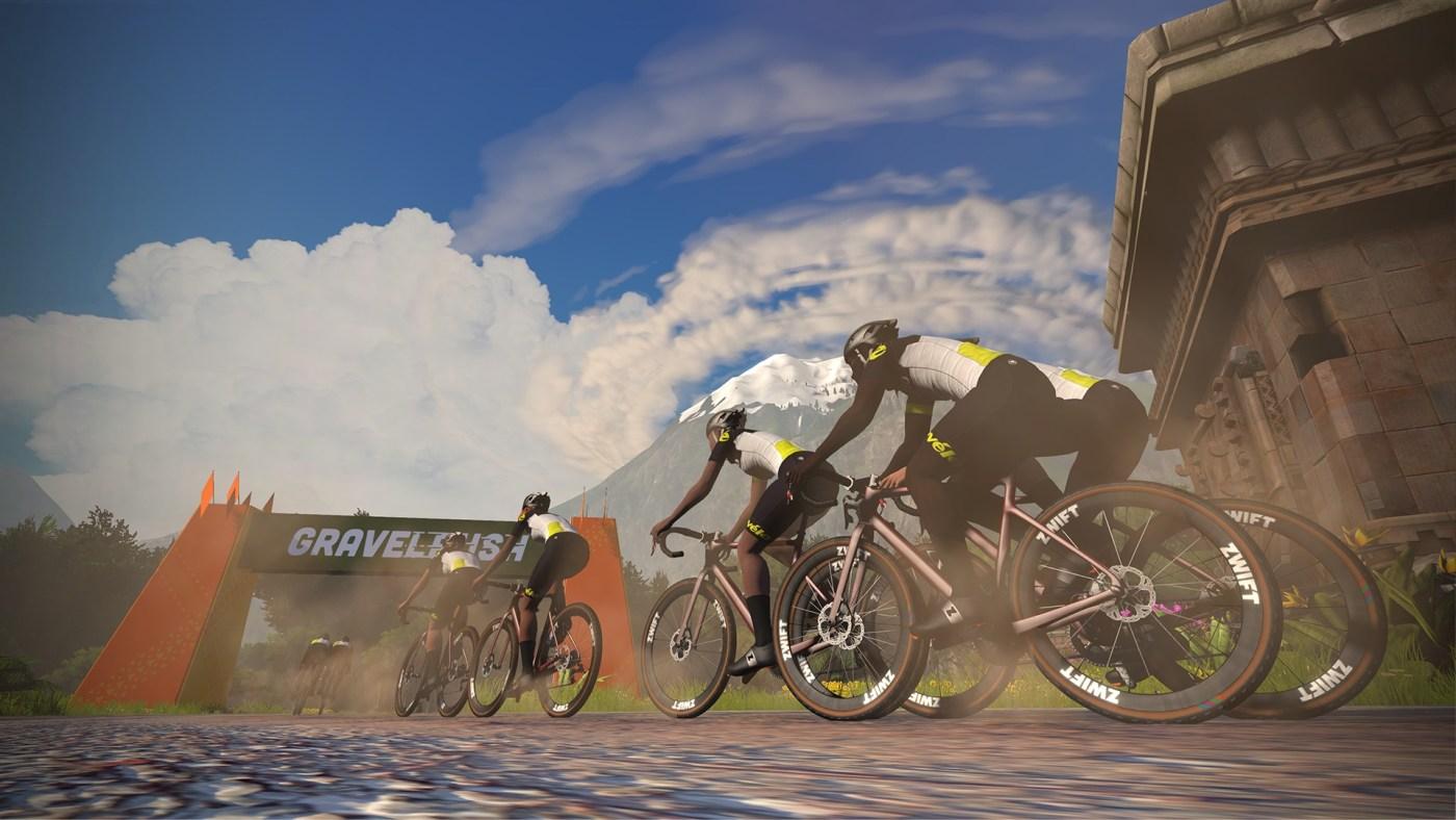 Zwift: Cervélo Gravel Rush Series Announced 3