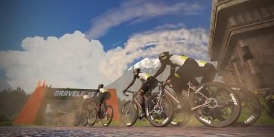 Zwift: Cervélo Gravel Rush Series Announced