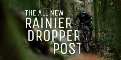 Video: PNW Components Introduces the Redesigned Rainier Dropper Post with Adjustable Travel