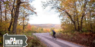 Video: unPAved of the Susquehanna River Valley: Easy on the Eyes. Hard on the Legs. 14