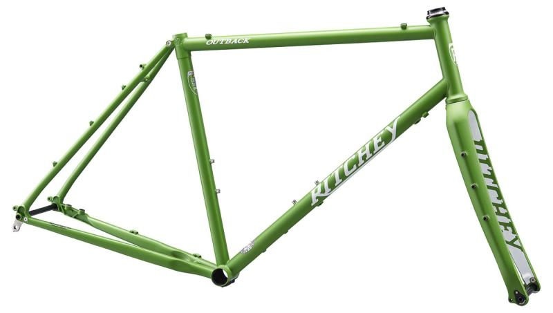 Ritchey's New Outback V2 is a More Capable Touring Rig 6