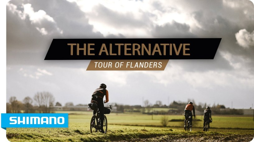 Video: The Alternative: Tour of Flanders, Gravel Edition