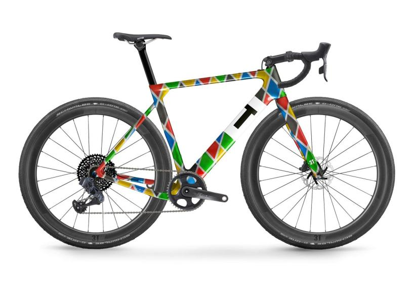 3T is Back at Work and is Giving Away a Harlequin Exploro Arlecchino to Celebrate 1
