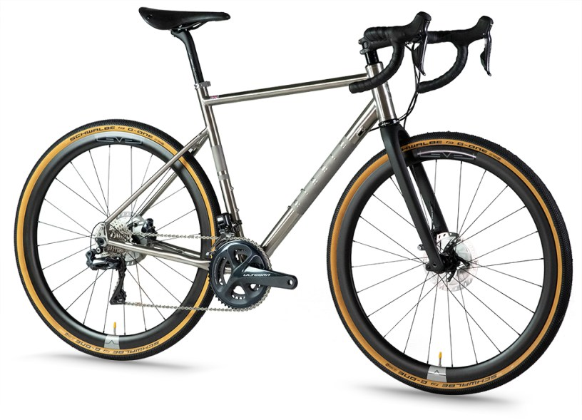 Titanium Gravel Riding on a Budget - The New Ribble CGR Ti 1