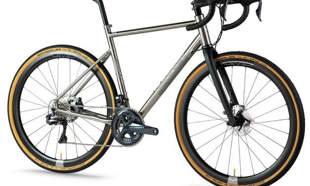 Titanium Gravel Riding on a Budget – The New Ribble CGR Ti