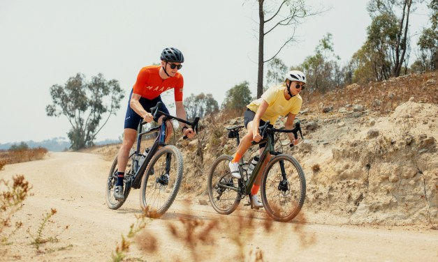The Cannondale Topstone Gets a Lefty Fork and Electronic Options