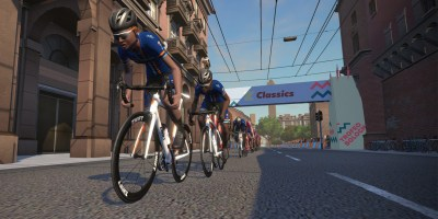 Why Zwift Racing Hurts So Much