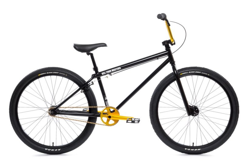 State Bicycle Co x Killer Mike BMX Bike: Fundraiser for Los Angeles Bicycle Academy