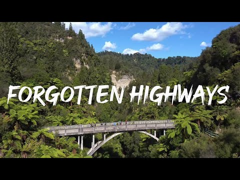 Video: FORGOTTEN HIGHWAYS- Of the Whanganui River, Explored by Mountain Bike and Packraft. TEASER