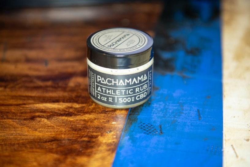Pachamama CBD Athletic Rub Review