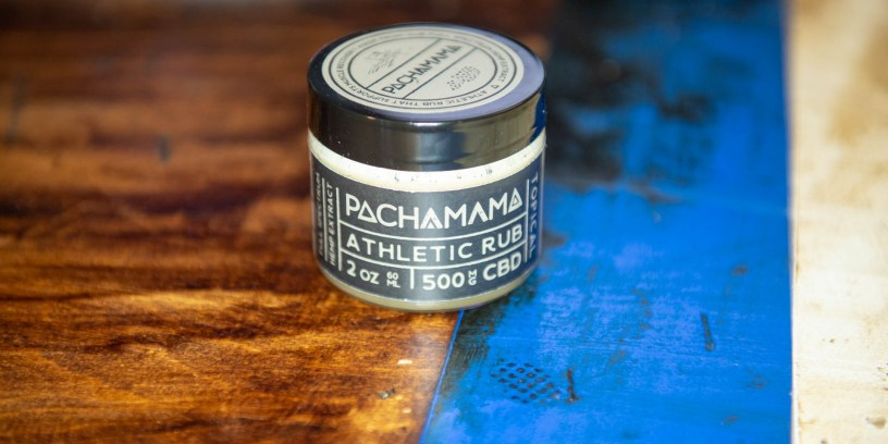 Pachamama CBD Athletic Rub Review