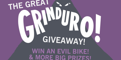 Donate to SORA and You Might Win a MTB or a Gravel Bike from EVIL and Grinduro