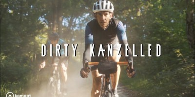 Video: Dirty Kanzelled – Laurens ten Dam Rides His Own Dirty Kanza 2020