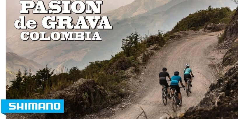 Video: Pasion de Grava: Colombia Gravel Adventure