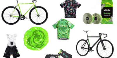 "State Bicycle Co. Introduces Limited-Edition ""Rick and Morty"" Series of Bikes and Accessories"