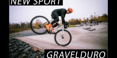 Robin Wallner Rides Gravelduro