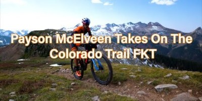 Discovery and Despair on the Colorado Trail with Payson McElveen