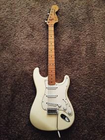 Fender Stratocaster 70s Reissue