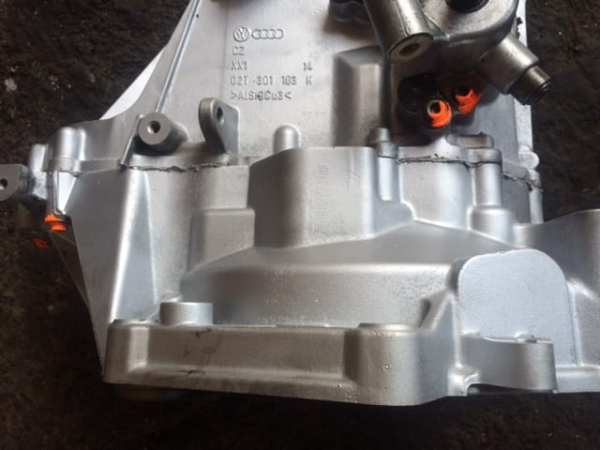 Cutie de viteze, 1.6 fsi, 5 trepte, Vw, Audi, Seat, 02T301103AC, gx2