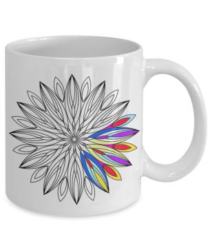 pointed mug product