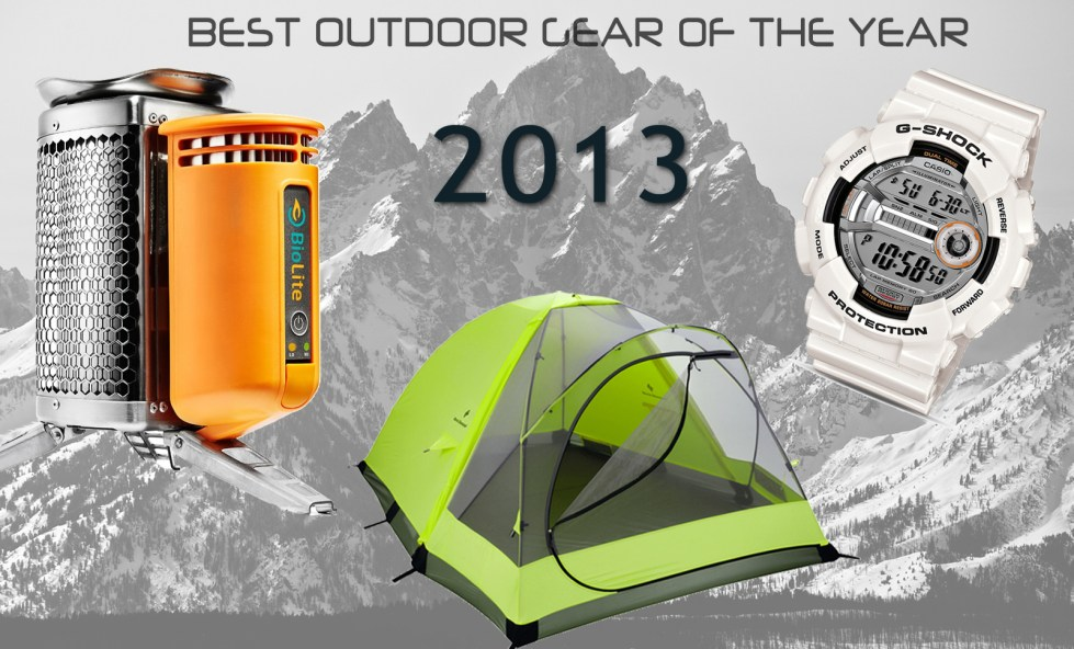 Best Outdoor Gear of the Year 2013 www.GearChase.com