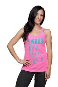 main-Amity-Semi-Fitted-Swoob-Now-Racer-Tank-Neon-Pink-womens-active-wear-sports-gym