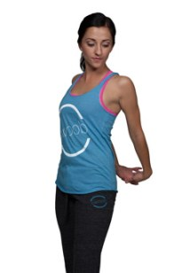 main-Jolie-Eco-Heather-Logo-Racer-Tank-True-Turquoise-womens-active-wear-main-sports-gym