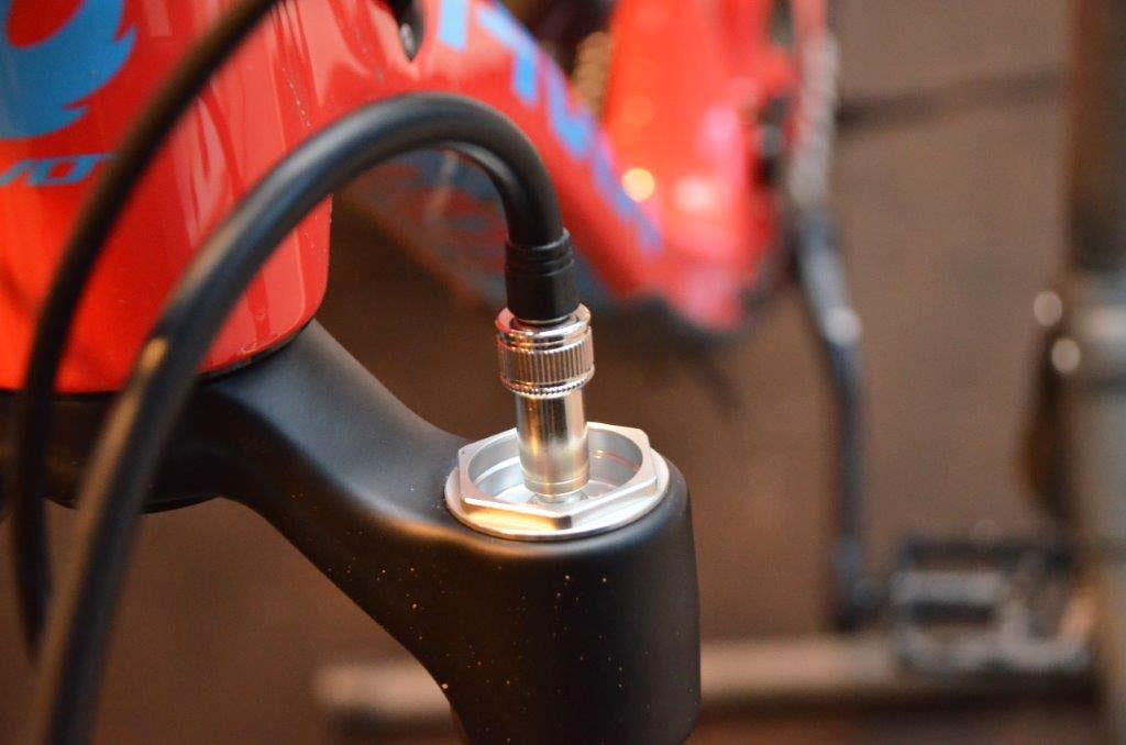 Fox Factory HP Bike Shock Pump