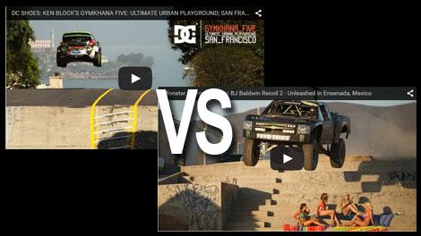 GearChase-Gymkhana-vs-Trophy-Truck