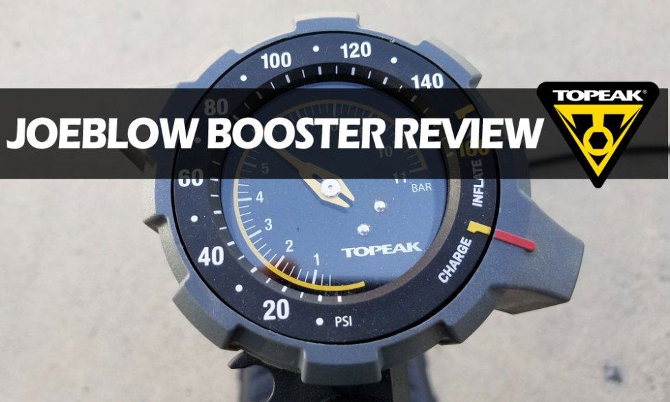 Topeak Joeblow Review