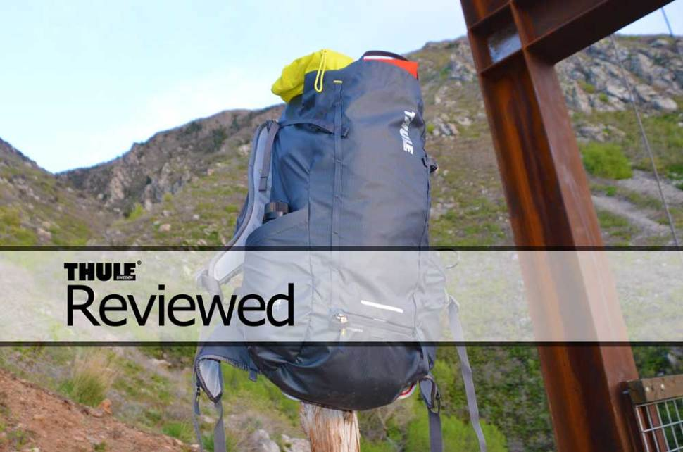 Thule Stir Backpack Review