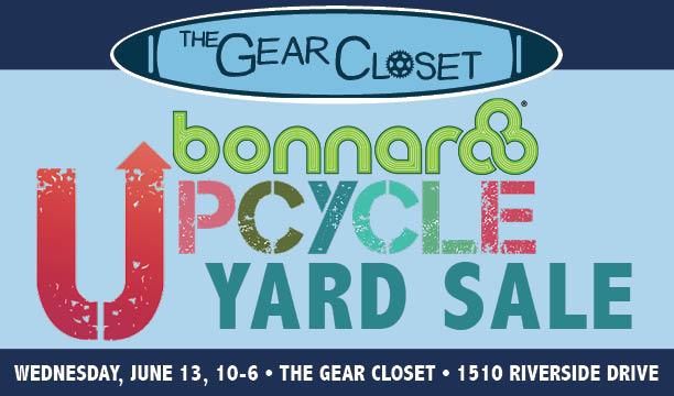 Bonnaroo Upcycle YARD SALE 2018