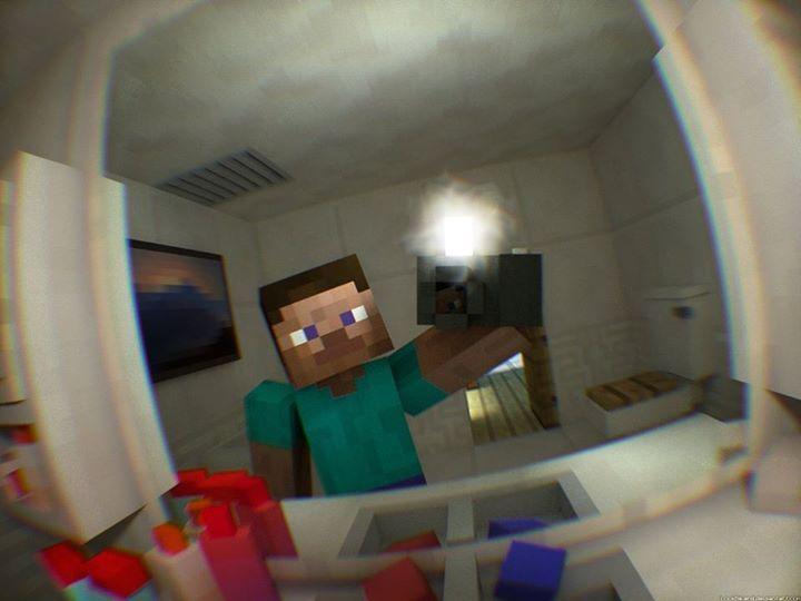 14 Minecraft Selfies Gearcraft