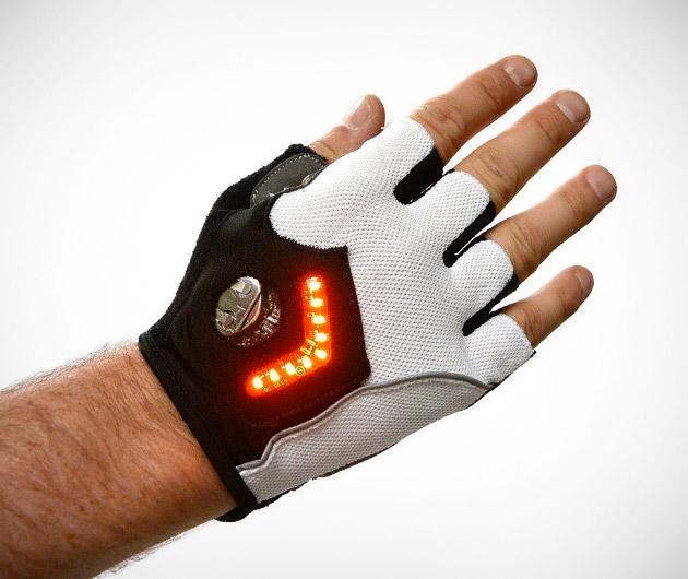 Zackees Led Turn Signal Gloves