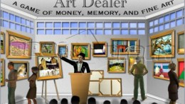 The Minds Refined Art Dealer Game Review