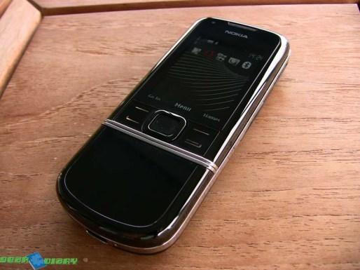 Nokia 8800 Sapphire Arte Review  Nokia 8800 Sapphire Arte Review