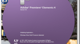Adobe Premiere Elements 4 Review