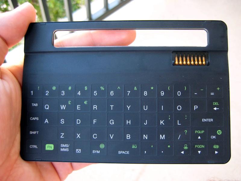 Advantage X7510 - External Keyboard