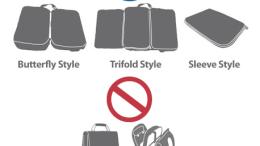 TSA Checkpoint Friendly Laptop Bag Procedures, a Tutorial