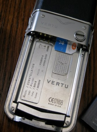 The Vertu Ascent and the Vertu Constellation: A Pictorial