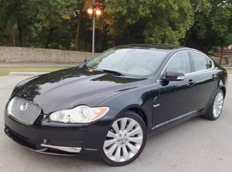 2009 Jaguar XF – New Cat in Town