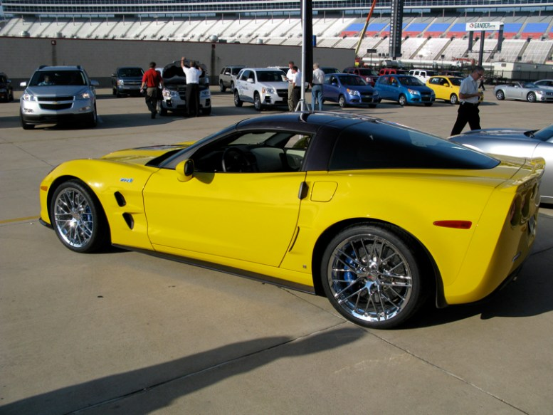 The 2009 GM Collection Event at Texas Motor Speedway  The 2009 GM Collection Event at Texas Motor Speedway