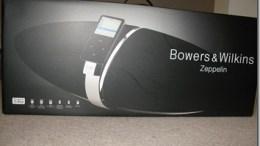 The Bowers & Wilkins Zeppelin Speaker Review